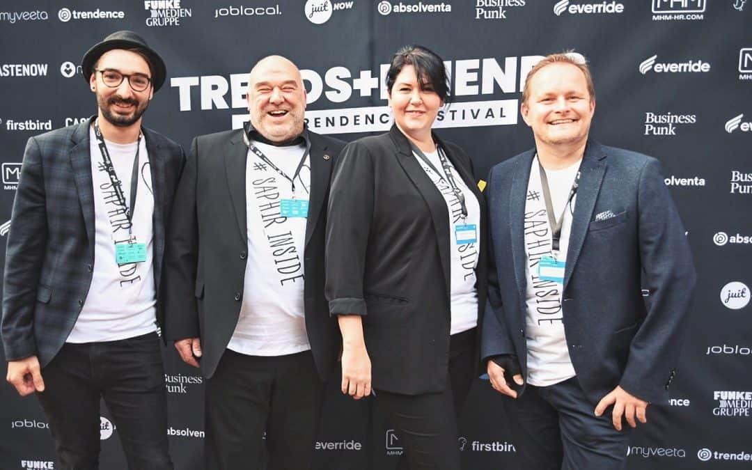 #4 Wenn HR bunt und ausgefallen wird: Das HR Trends & Friends Festival 2019