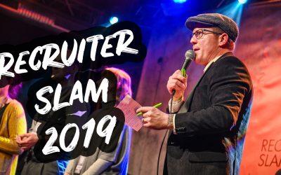 #5 Recruiter Slam 2019 – Wenn HR auf Poesie trifft